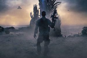 Alien Outpost Movie 4k