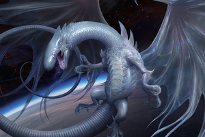 Alien Raptor 4k