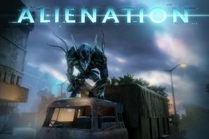 Alienation Wallpaper