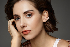 Alison Brie 5k 2019 Wallpaper