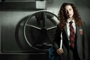 Alison Parker Money Heist Netflix
