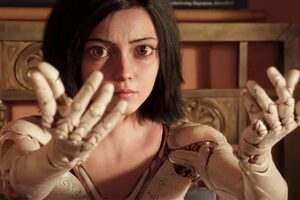 Alita Battle Angel 2018