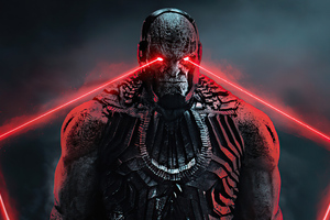 All Hail Darkseid 4k Wallpaper