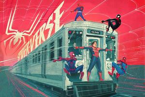 All Spider Man 4k Artwork