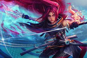 Allira Shadowrun Wallpaper