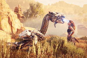 Aloy Horizon Zero Dawn 2021 5k Wallpaper