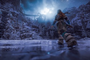 Aloy Horizon Zero Dawn 4k Screenshot