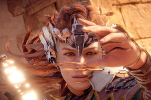 Aloy Horizon Zero Dawn Game 4k 2020