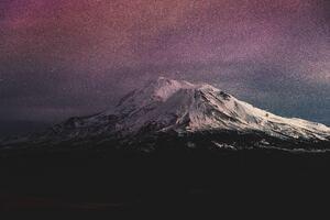 Alps During Night 4k Wallpaper