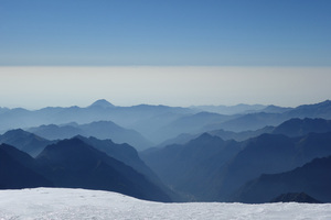Alps Mountains Clear Sky 5k Wallpaper