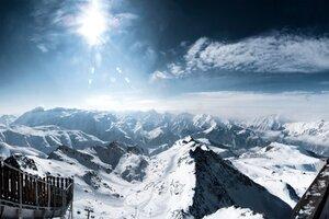 Alps Snow