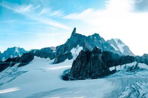 Altitude Cold Landscape 5k Wallpaper