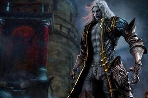 Alucard In Castlevania Lords Of Shadow 2 Wallpaper