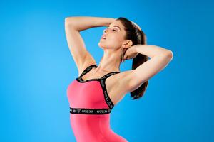 Amanda Cerny Guess X Activewear
