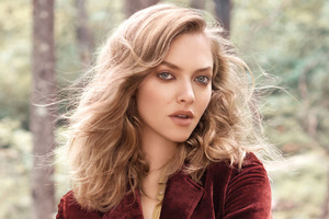 Amanda Seyfried Allure Photoshoot
