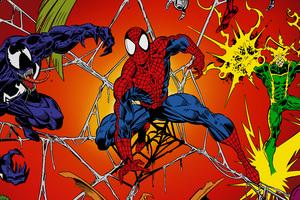 Amazing Spider Man 1994 4k