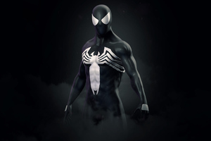 Amazing Spider Man Symbiote Suit