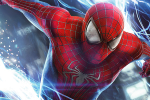 Amazing Spiderman 4k
