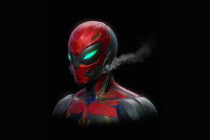 Amazing Spiderman 4k Art