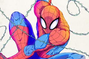 Amazing Spiderman Art
