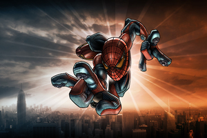 Amazing Spiderman Artwork