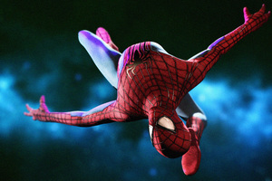 Amazing Spiderman Digital Art