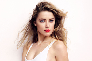 Amber Heard 4k 2018 Wallpaper