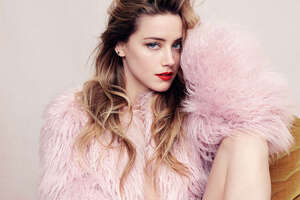 Amber Heard 6 Wallpaper