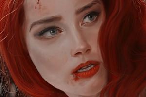 Amber Heard As Mera 2020
