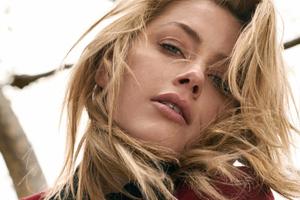 Amber Heard Harpers Bazaar 2019 Wallpaper