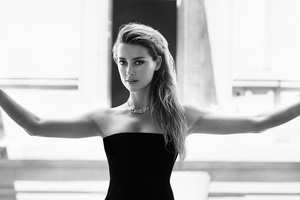 Amber Heard Marie Claire 4k