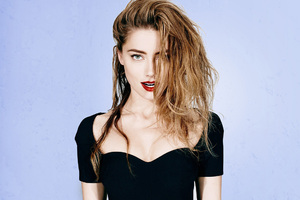 Amber Heard Photoshoot 2018