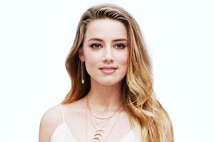 Amber Heard Portrait 4k