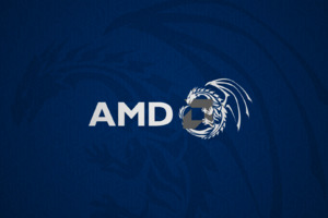 AMD Blue Dragon
