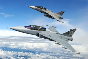 American Fighter Jets Wallpaper
