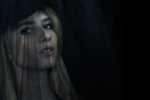 American Horror Story Emma Roberts Wallpaper