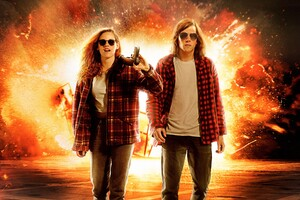 American Ultra Movie Wallpaper