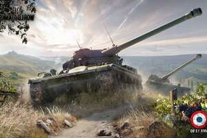 AMX World Of Tanks Wallpaper
