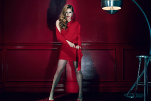 Amy Adams Norman Jean Roy Photoshoot Wallpaper