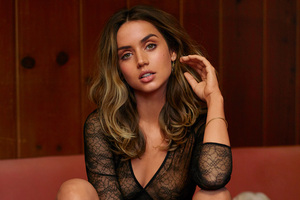 Ana De Armas 2018 Wallpaper