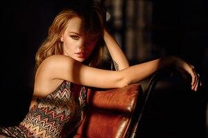 Anastasia Scheglova Model Portrait