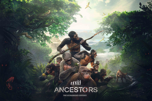 Ancestors The Humankind Odyssey Wallpaper