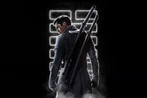 Andrew Koji As Storm Shadow In Snake Eyes 8k Wallpaper