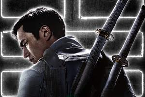 Andrew Koji As Storm Shadow In Snake Eyes Wallpaper