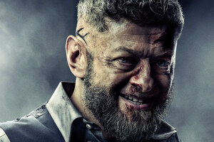Andy Serkis In Black Panther Poster 5k