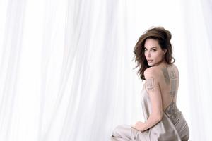 Angelina Jolie 2019 4k Wallpaper