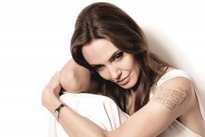 Angelina Jolie 4k 2019