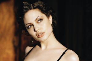 Angelina Jolie 4k Wallpaper