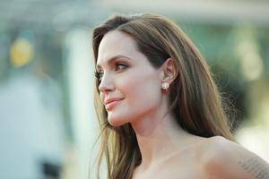 Angelina Jolie 5k 2018 Wallpaper