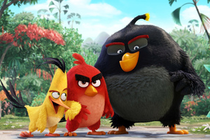 Angry Birds Movie Original Wallpaper